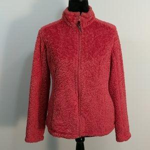 Avalanche Wear Fuzzy Zip Jacket XL